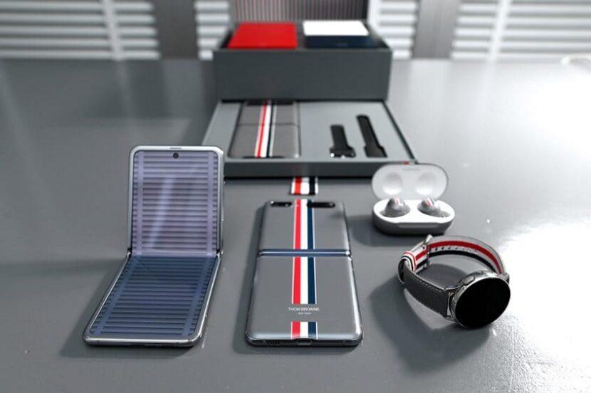 Кейс от Самсунг, часы ,смартфон, наушники