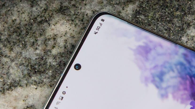 Samsung Galaxy S20 Plus подключение 5g