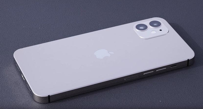 Серый Iphone 12