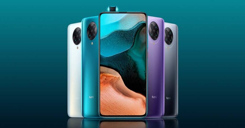 Смартфон POCO F2 Pro