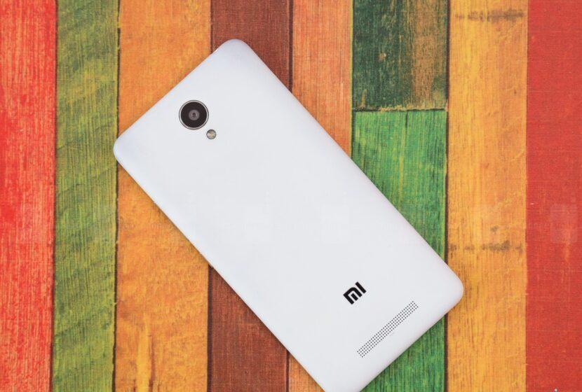 Xiaomi белый
