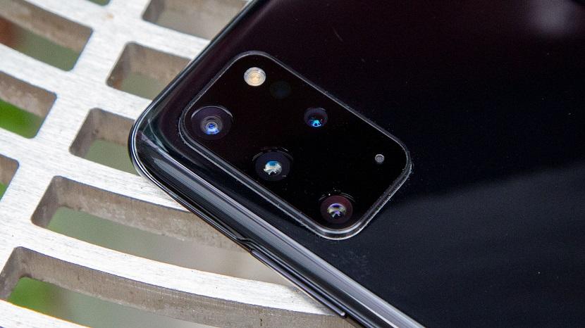 Камеры Samsung Galaxy S20 Plus