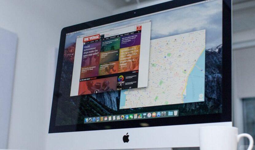iMac 27-inch (2020) монитор