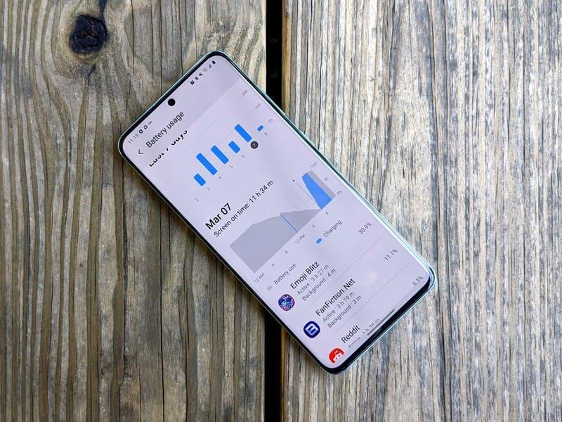 Samsung Galaxy S20 Plus батарея