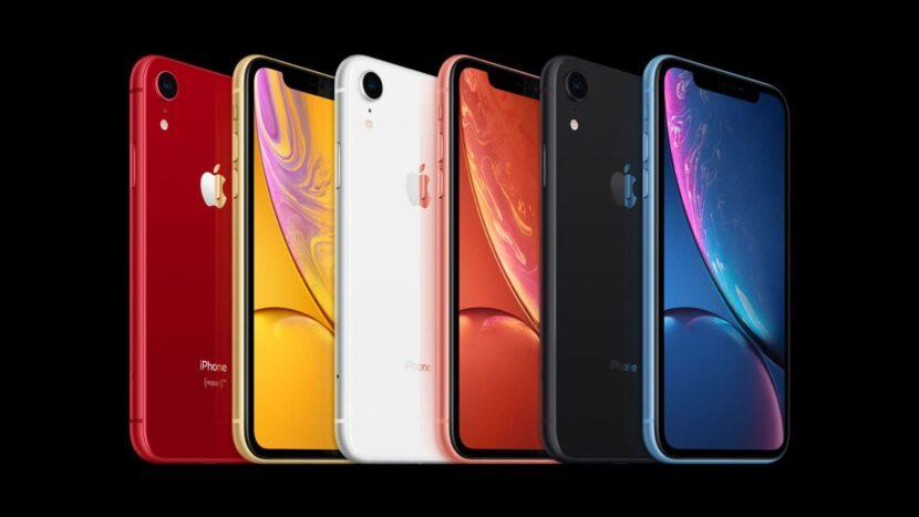 iPhone-xr 6 смартфонов