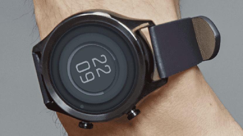 Экран умных часов Mobvoi TicWatch C2+