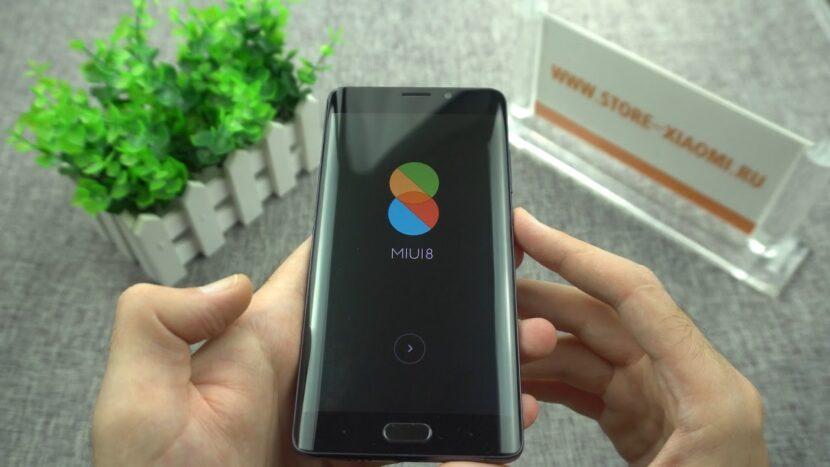 Xiaomi черный