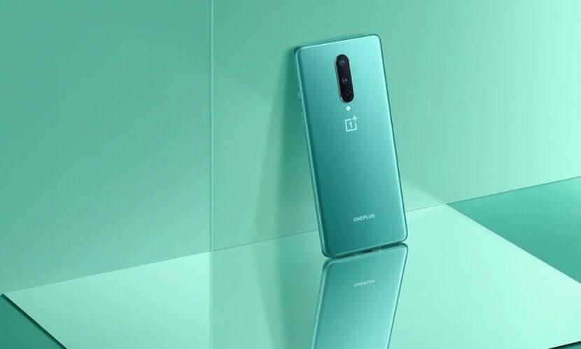 Синий OnePlus 8 Pro
