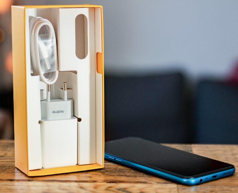 Упаковка Realme C3