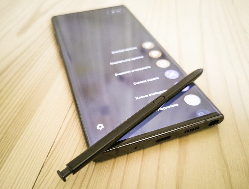Смартфон Samsung Galaxy Note 10+