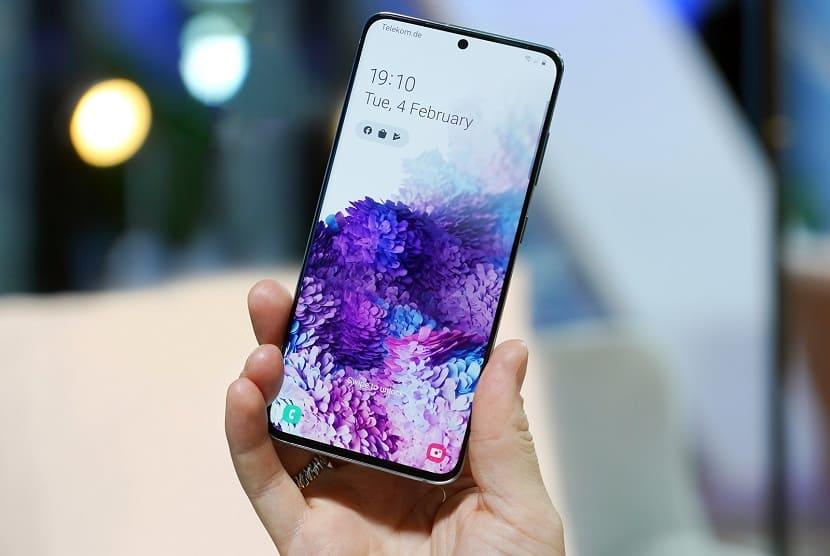 Смартфон Samsung Galaxy S20 Ultra