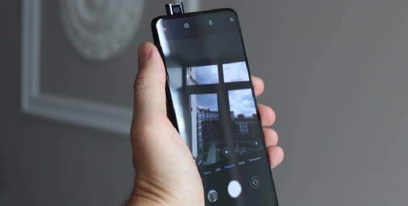 Работа камеры на Xiaomi Mi 9T