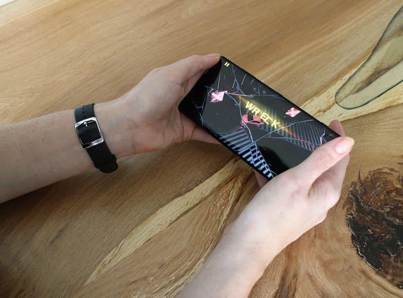 Игры на Sony Xperia XZ3