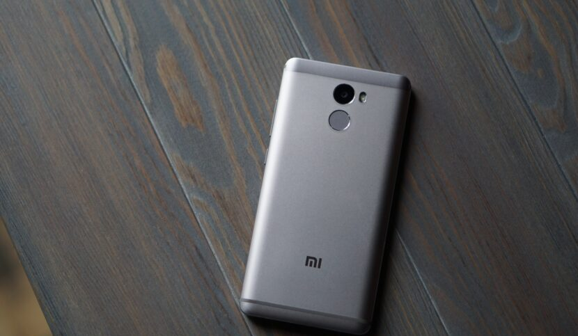 Xiaomi серый