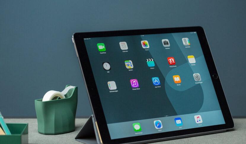iPad Pro дисплей обзор