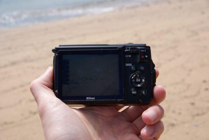 камера Nikon Coolpix W300