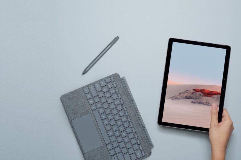 Microsoft Surface Go 2 обзор