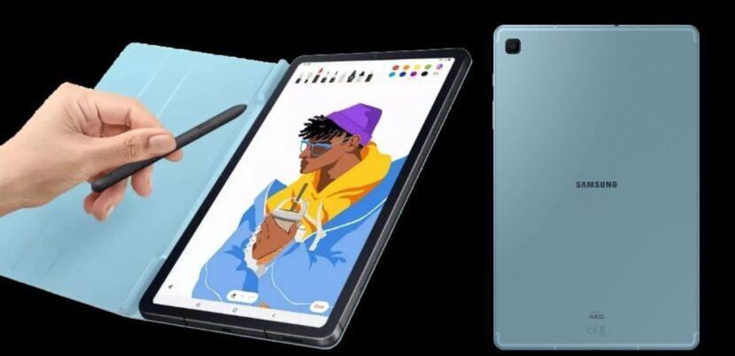 Samsung Galaxy Tab S6 Lite обзор