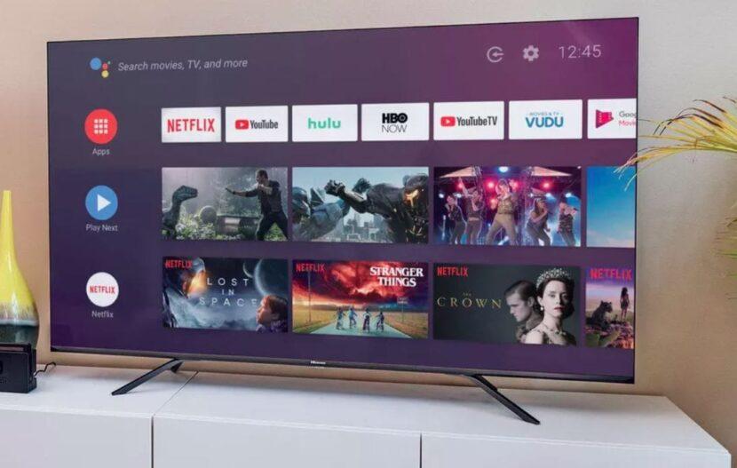 Hisense H8g Quantum телевизор