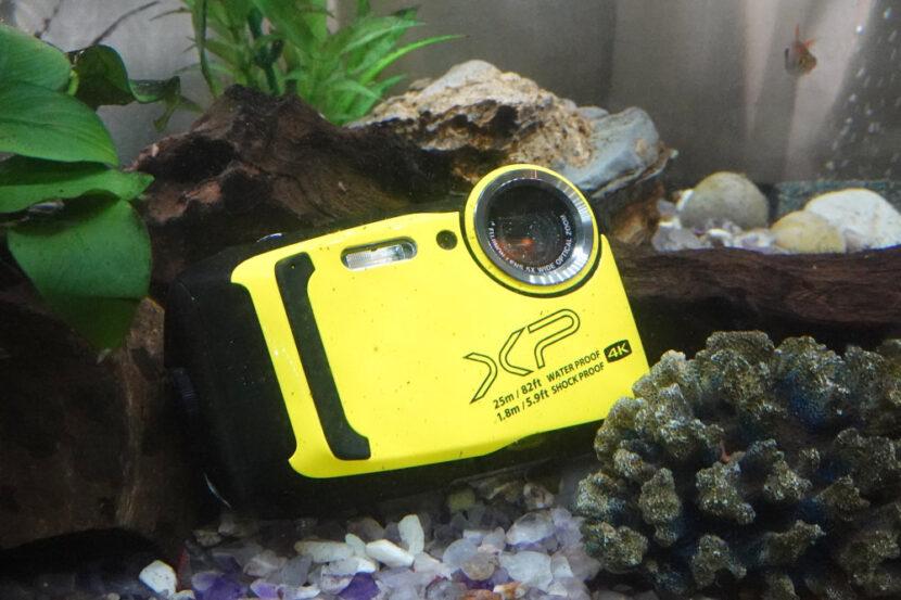 камера Fujifilm Finepix XP140