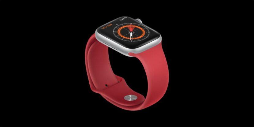 Apple-часы Watch-Series-5-compass