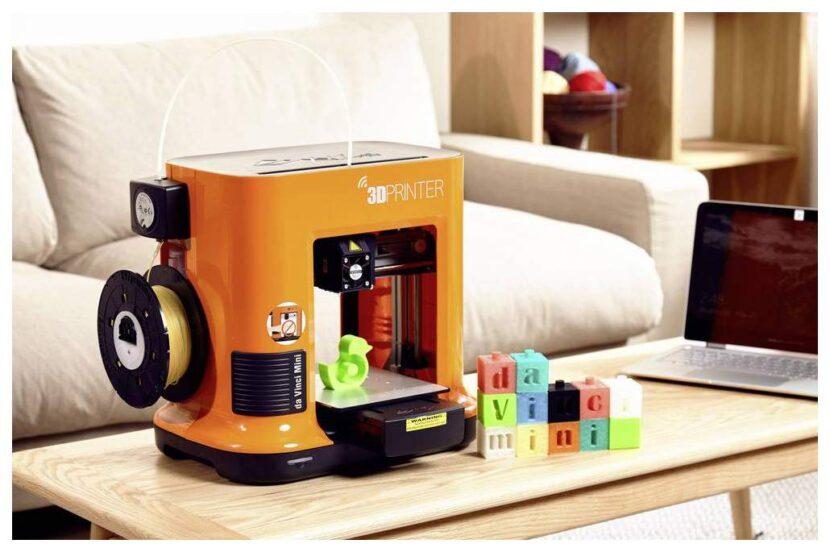 принтер XYZ da Vinci Nano