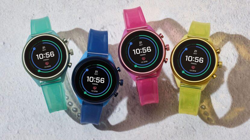 бирюзовые, синие , розовые и желтые часы