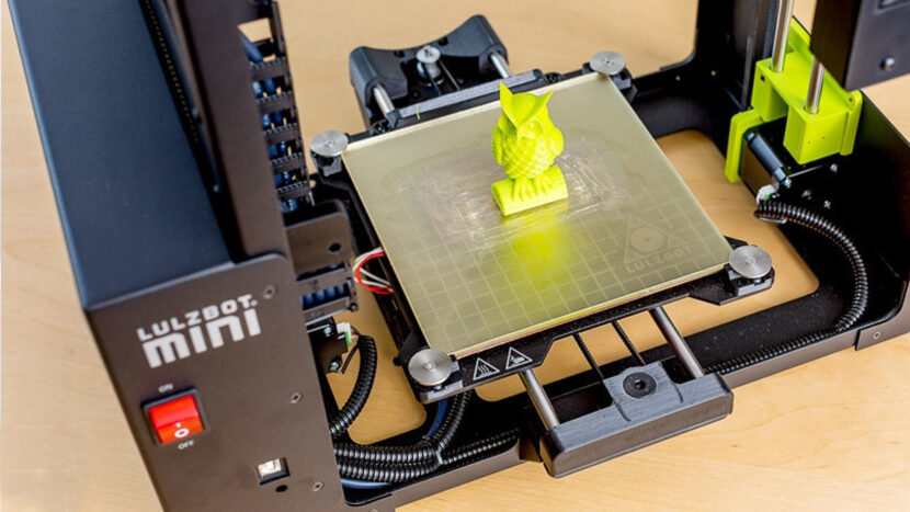 принтер LulzBot Mini 2