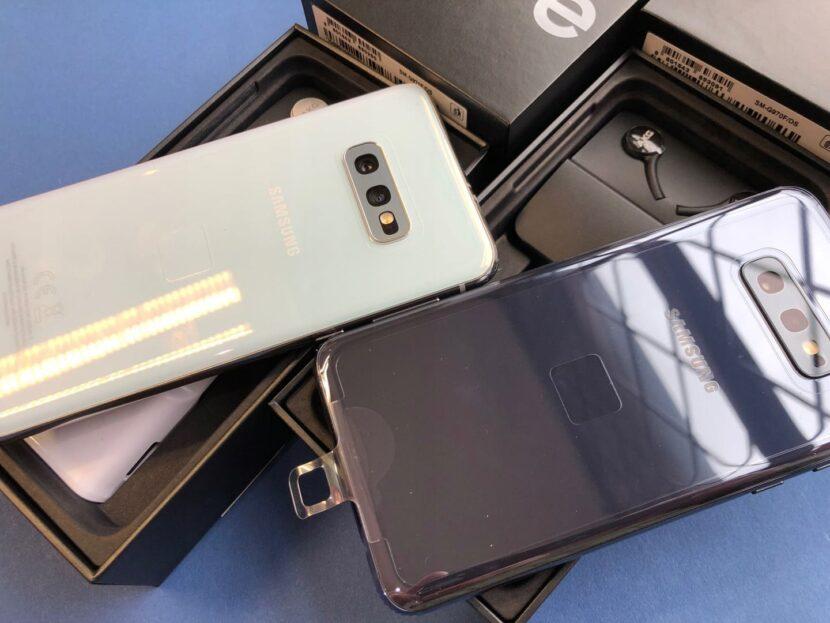 Samsung Galaxy S10e смартфон