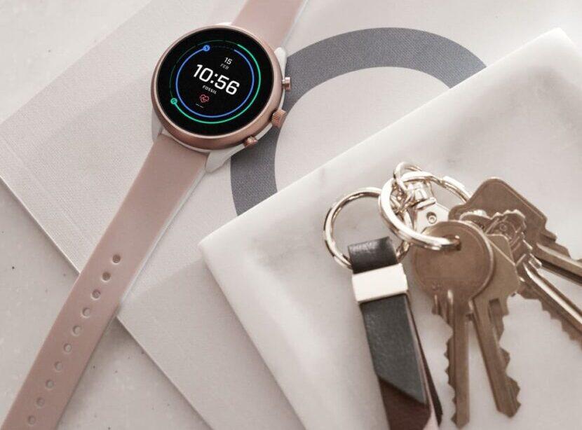 смарт часы и ключи