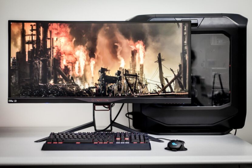 игровой монитор Acer Predator X34