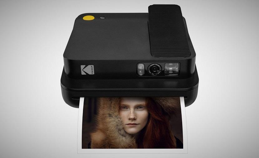 Печать фотографии на Kodak Smile