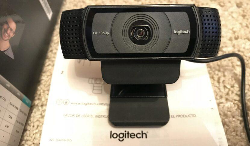 веб-камера Logitech C920