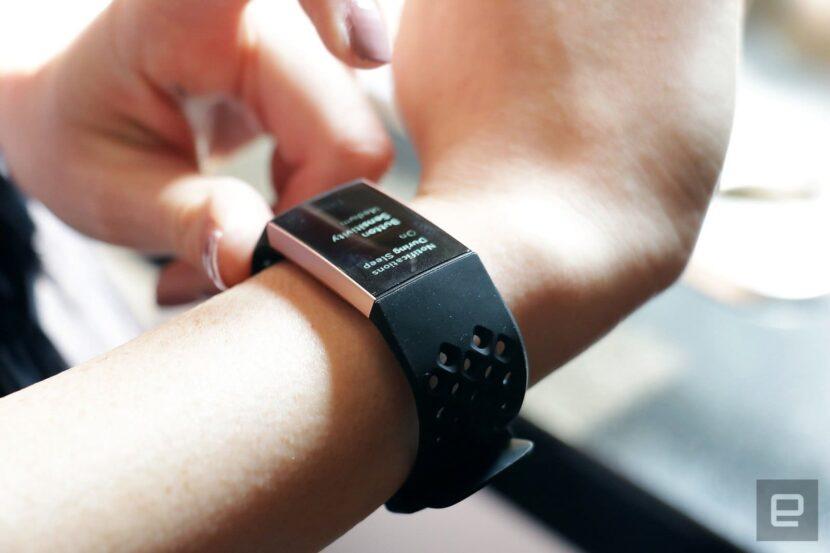 Fitbit Charge 3 – это солидный апгрейд
