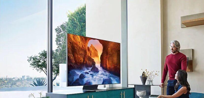 Samsung Q90 QLED TV