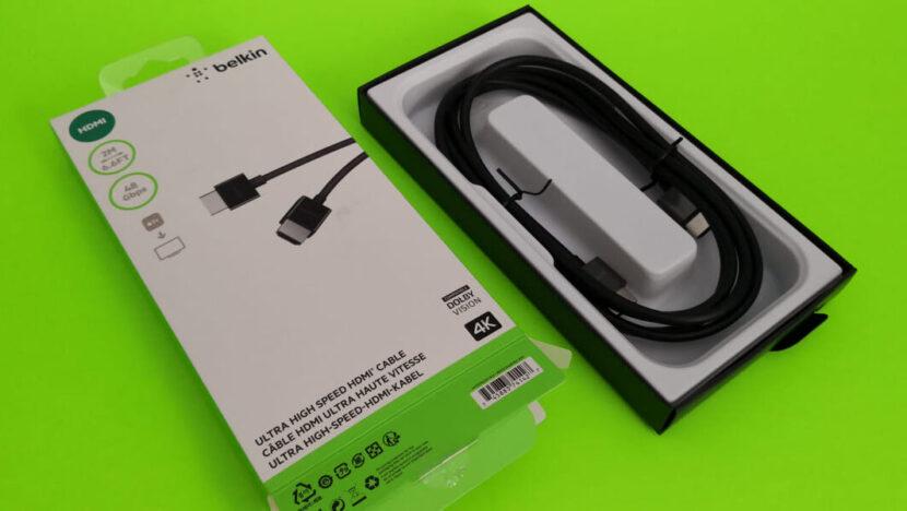 Belkin HDMI 2.1