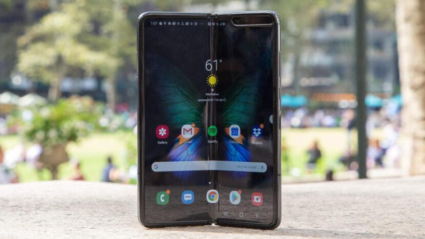 Samsung Galaxy Z Fold2 Android Смартфон