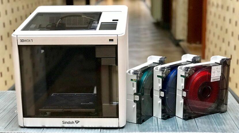 FFF принтер