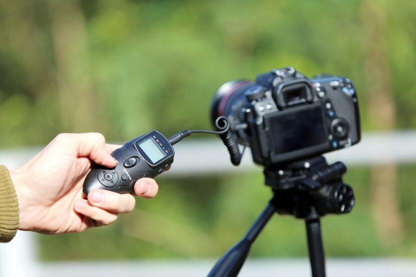фотоаппарат сони - дистанционное управление