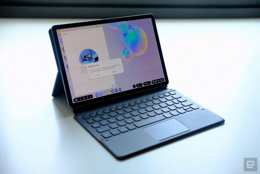 Samsung Galaxy Tab S6 устройство