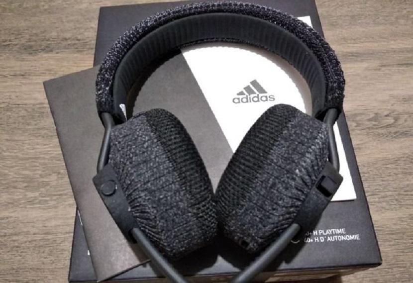 Распаковка Adidas RPT-01
