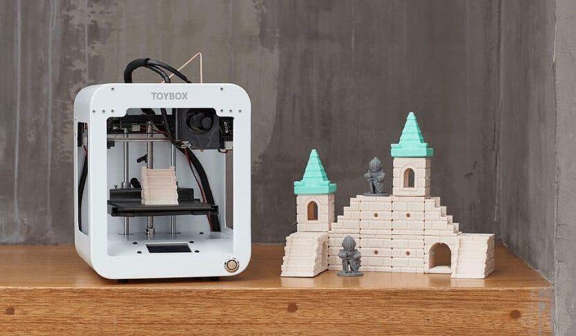 3D-принтер Toybox