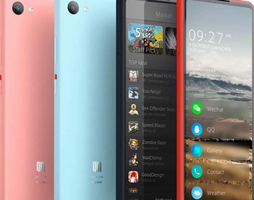 Выбор телефоны Xiaomi1