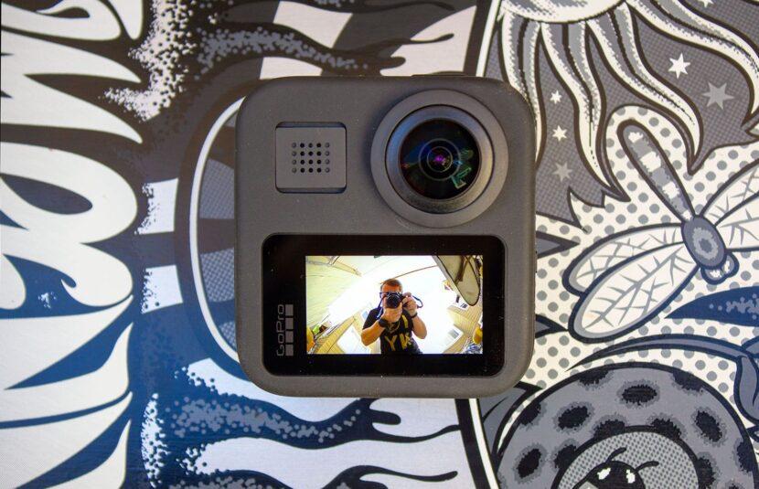 Интеграция приложений GoPro MAX