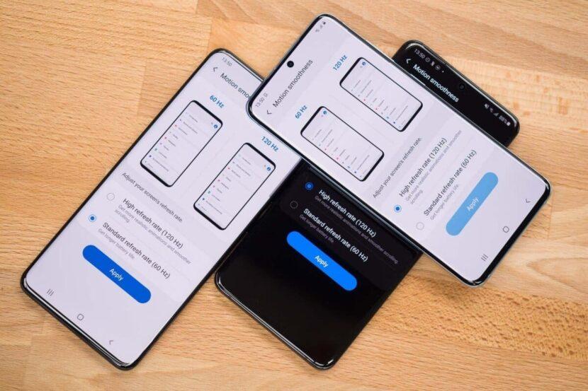 Galaxy S20 Fan Edition смартфон
