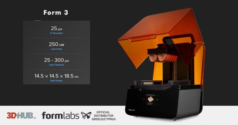 принтер Formlabs Form 3