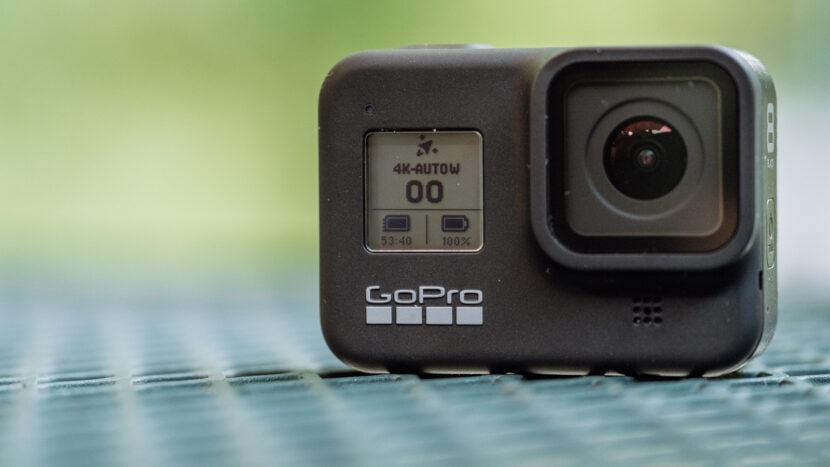 камера GoPro Hero 8