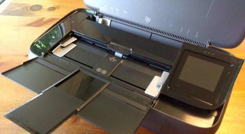 Вид принтера