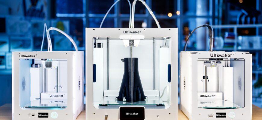 Обзор лучших 3D-принтеров: рейтинг Топ-8, цена, где купить