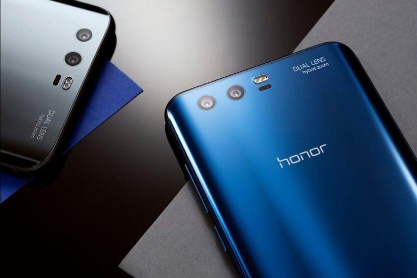 2 Honor9